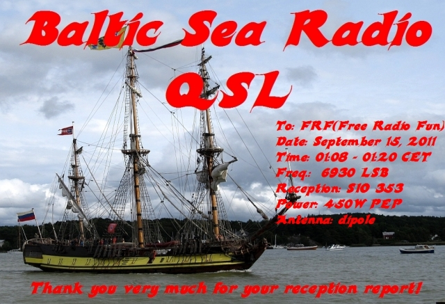 Baltic Sea Radio