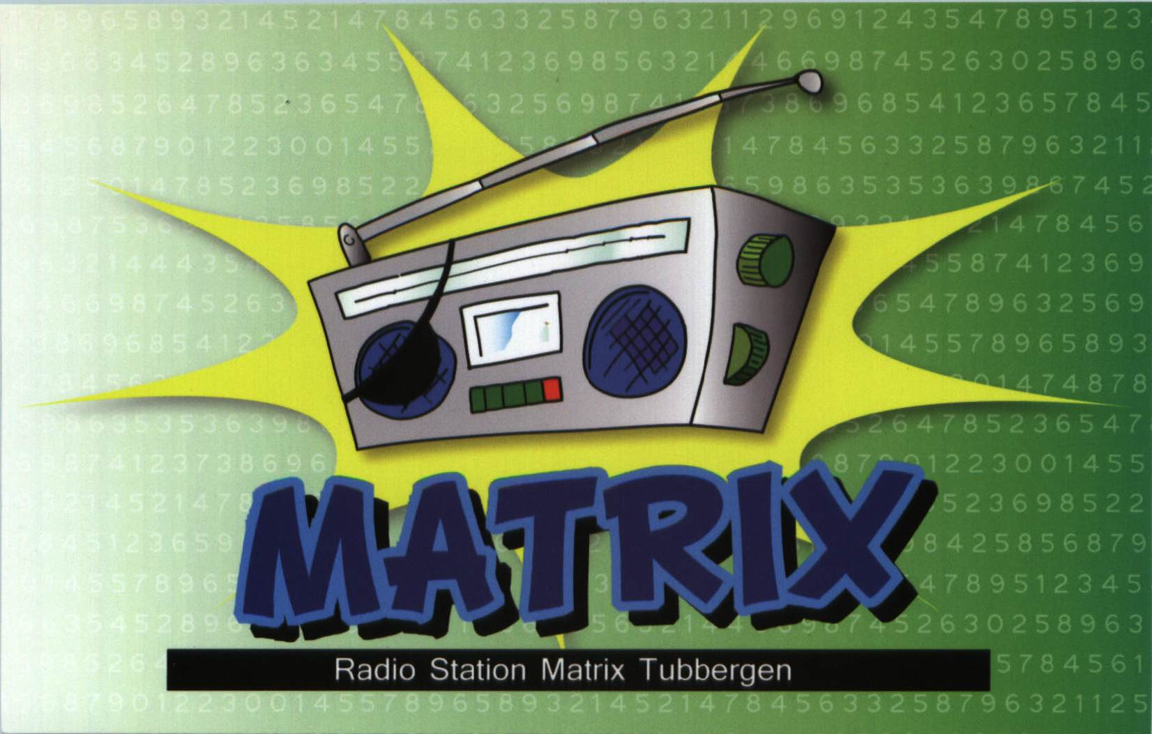 Radio station Matrix b