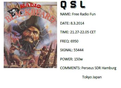 Radio zblackbeard
