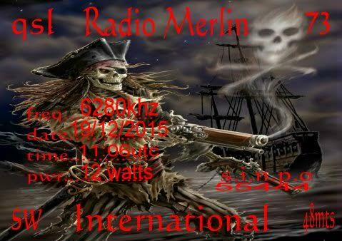Radio Merlin International