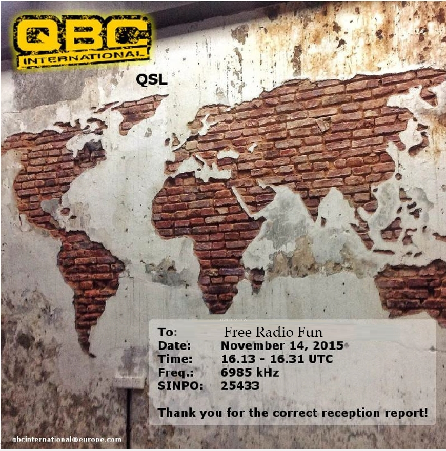 QBC International Radio(Hungary)