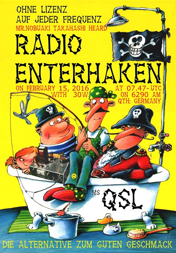 Radio Enterhaken