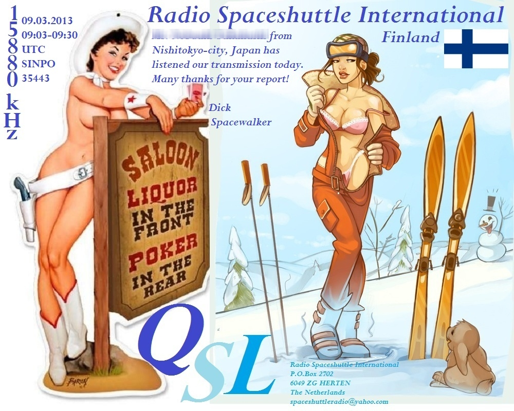 Radio Spaceshuttle International