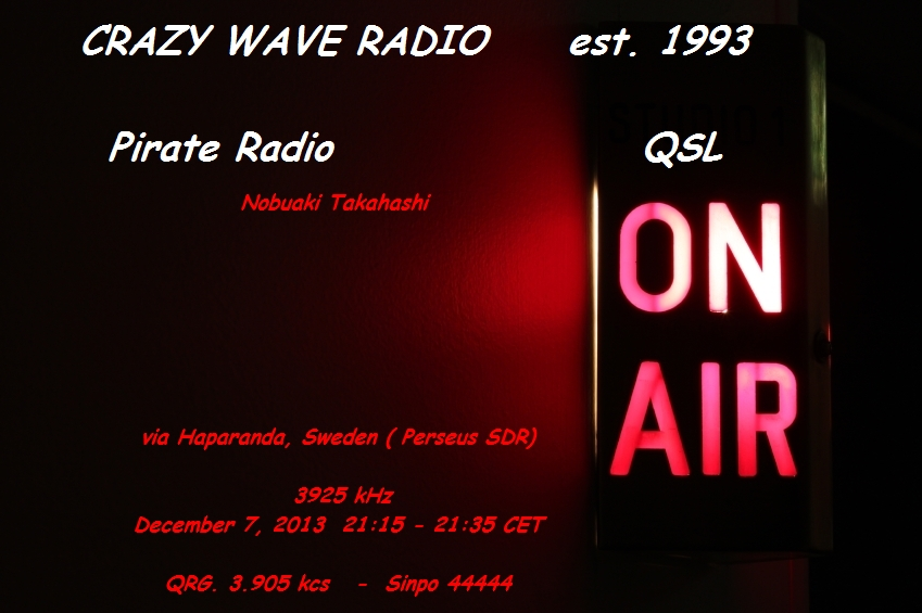 Crazy Wave Radio