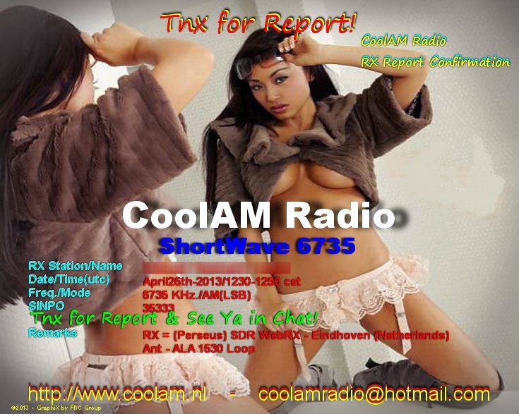 CoolAM Radio