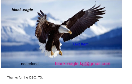 Radio Black Eagle