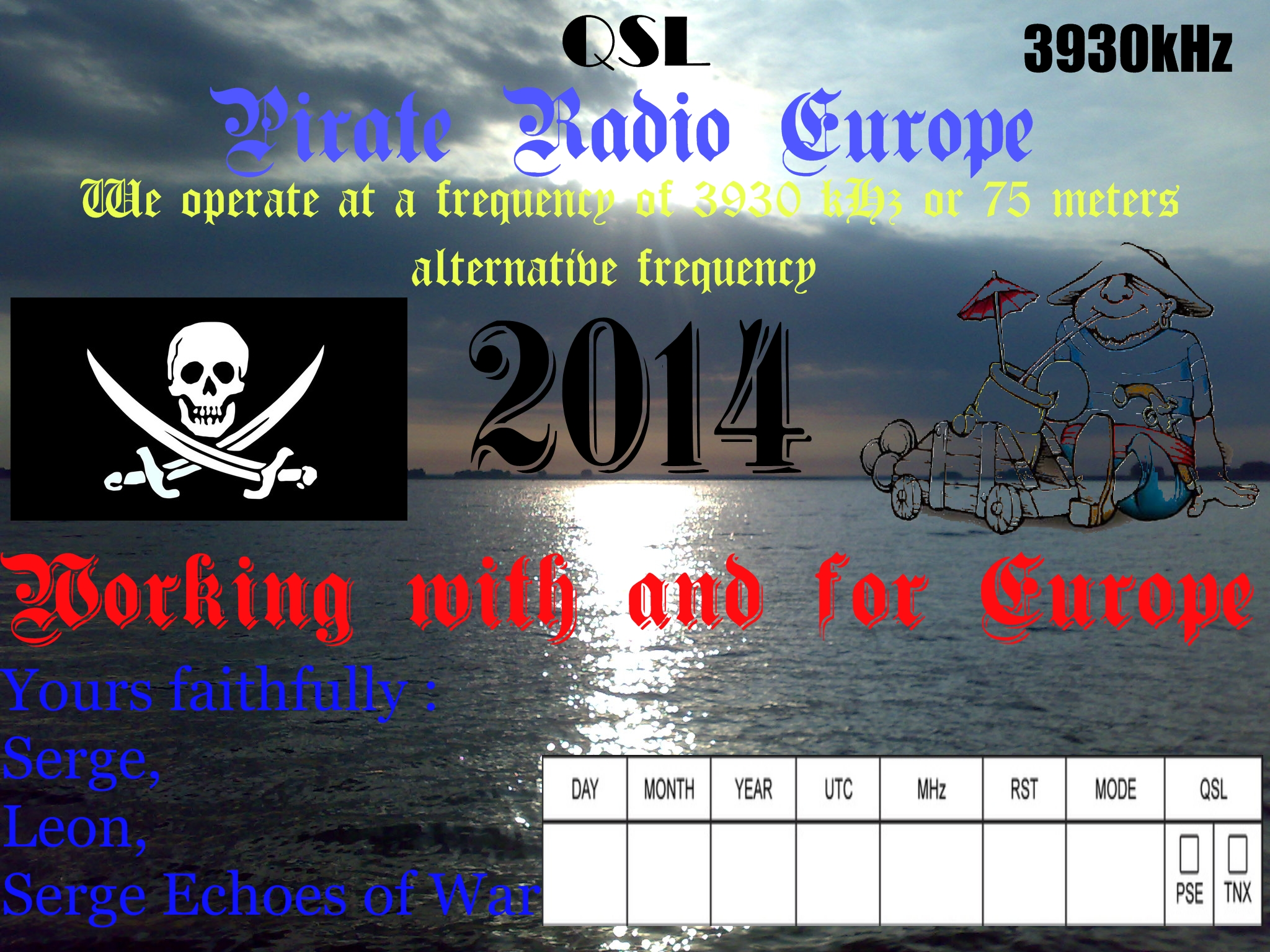 Radio Pirate Europe